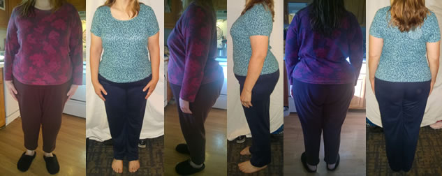 Menza 50 lbs Gone Raw Food Diet Before and Afters