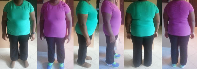 RudyMs 25 lbs Gone Raw Food Diet Before and Afters