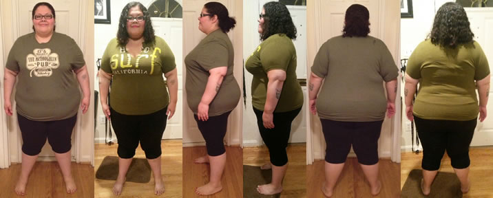 VforLoves 70 lbs Gone Fast Weight Loss with a Raw Food Die Before and Afters