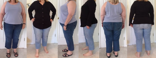 KaCastro Earns her first 25 lbs Gone Chip!