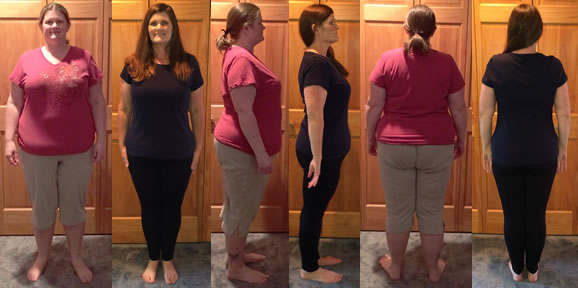 Michelle Hits 70 lbs Gone in Less than 4 Months
