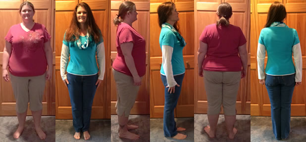 Michelle Hits 90 lbs Gone in 5 Months 5 Days!