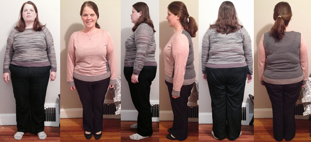 Free's 60 lbs Gone Before and Afters with a Raw Food Diet