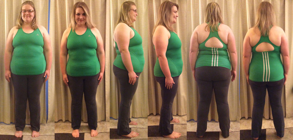 CJaneRun Hits 40 lbs Gone in 7 Weeks & Joins our 100 lb Challenge