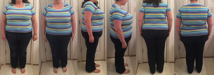 Kace's 25 lbs Gone in 3.5 Weeks B&As