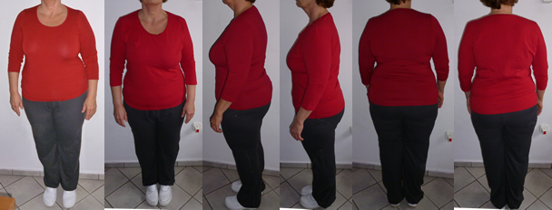 Rincike's 25 lbs Gone Before and Afters