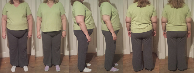 Elain Hits 25 lbs Gone in 5.5 Weeks!