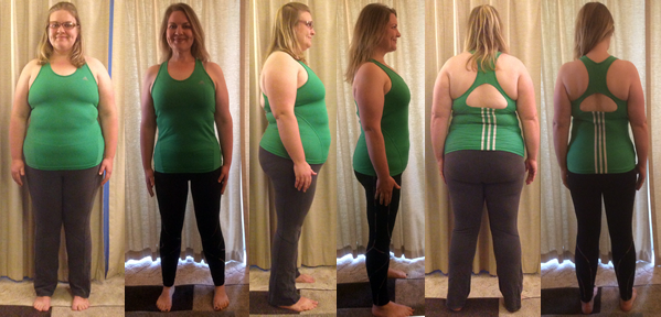 CJane Hits 80 lbs Gone in 4.5 Months!