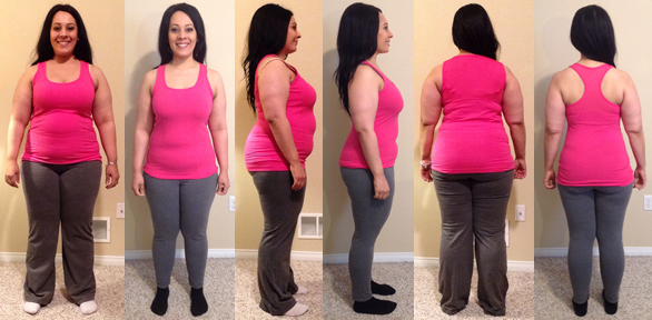 Crystal Clear Hits 40 lbs Gone in 3 Months!
