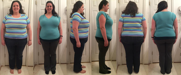 Kace Hits 60 lbs Gone in 2.75 Months!