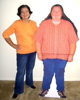Weight Loss Coach - Carlene's Obesity Before and Afters