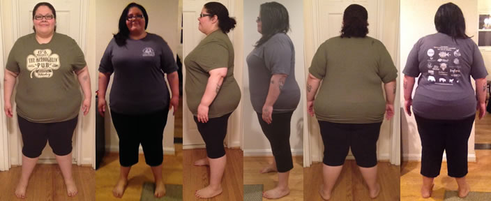 VforLove Wins 50 lbs in 12 Weeks Challenge
