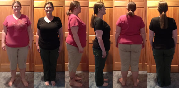 Michelle Wins 50 lbs in 12 Week Challenge