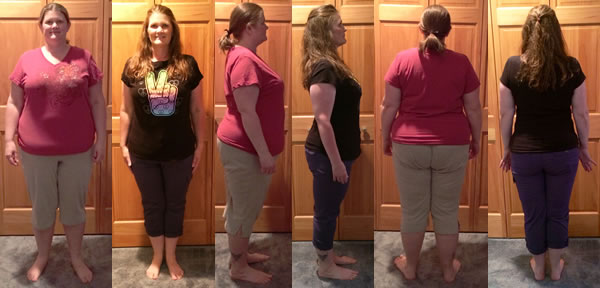 Michelle Hits 60 lbs Gone in 13.5 Weeks!
