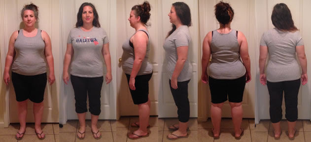 Jenna Hits 40 lbs Gone in 3 Months