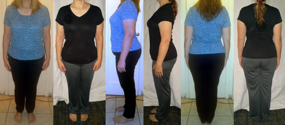 Menza 70 lbs Gone with a Raw Food Diet