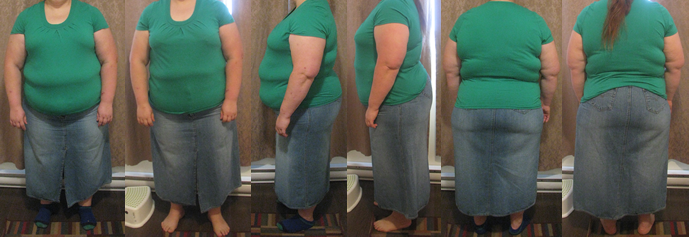 Success Hits 25 lbs Gone in 4 Weeks