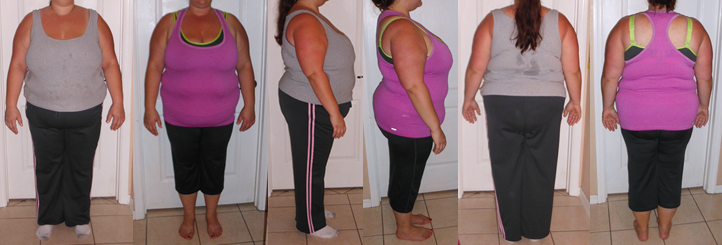 LoveBugz 25 lbs In 3 Weeks Before and Afters