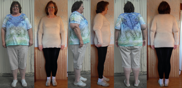 Polly Hits 60 lbs Gone in 3 Months 3 Weeks!