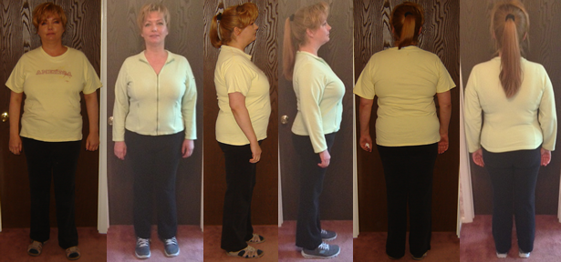 Today Hits 25 lbs Gone
