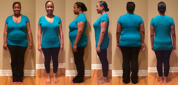 Erica hits 60 lbs Gone in 3 Months 1 Week