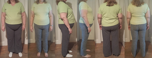 Elain Hits 40 lbs Gone in 2.75 Months