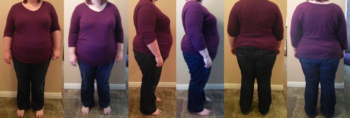 Haley Hits 25 lbs Gone!