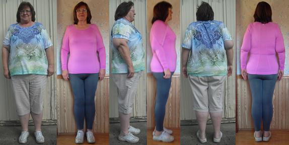 Polly Hits 80 lbs Gone in 5 Months!